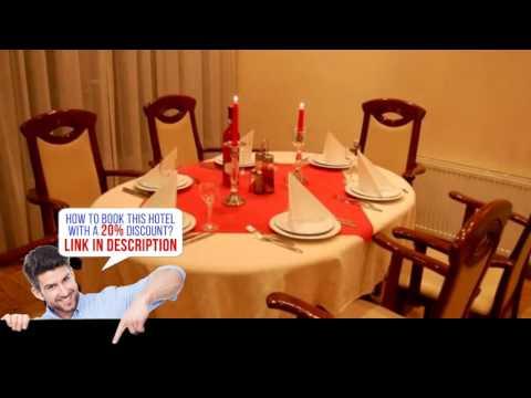 Hotel Montenegro, Struga, Macedonia, HD Review