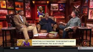 Grantland Kobe Bryant talking with Jalen Rose and Bill Simmons about Muse and more