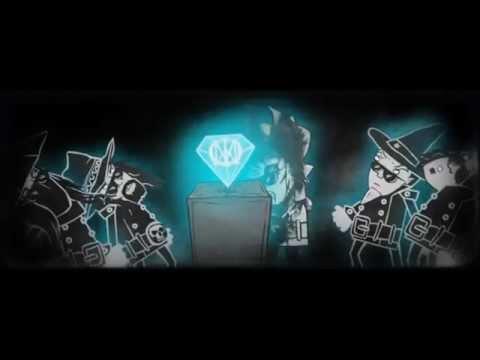 Enigma Machine - Cartoon Animation (Dream Theater)