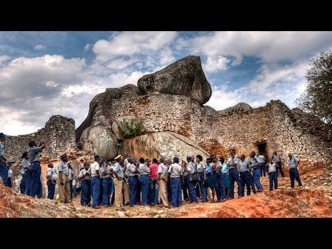 """Expedition """"Go Africa"""" - Ep. 4 (from Gonarezhou N.P. to Great Zimbabwe)"""