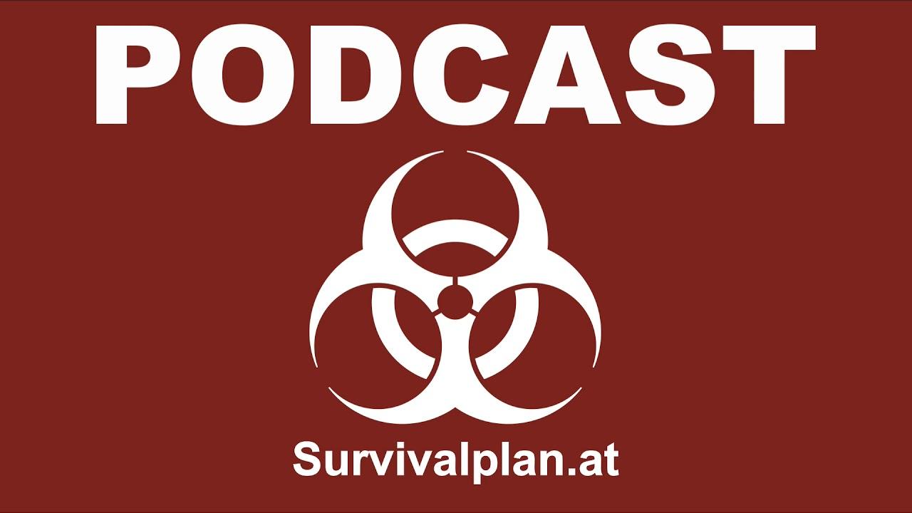 Podcast - Prepper: Waffennarren und Katastrophenfreaks?
