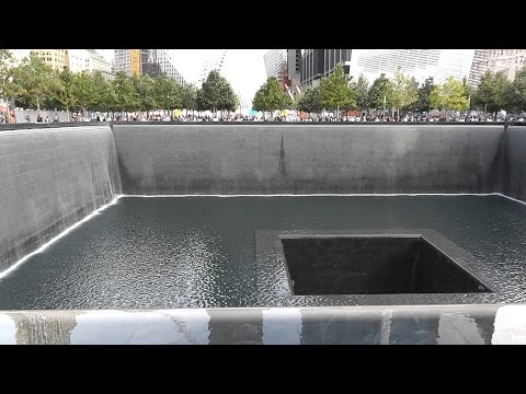 New York City 911 Memorial Park 2015