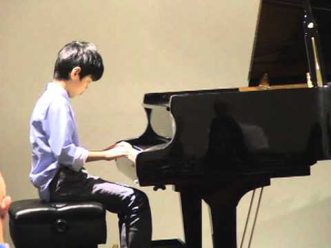 Hugo Term Piano Concert at Vivace Music 20th March 2016