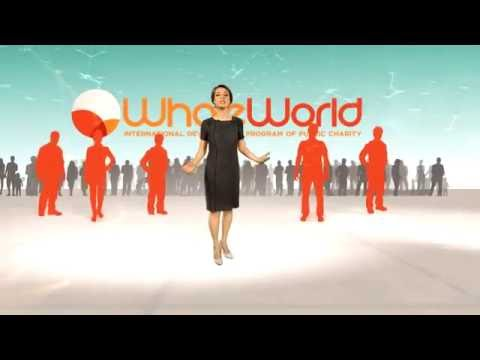 Raise Funds - ICCF Whole World Raise Funds - Продолжительность: 1:20