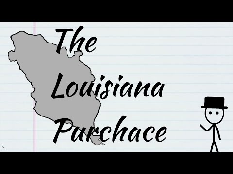 The Louisiana Purchase Explained [Turning Point in U.S. History]