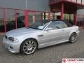 750400 BMW M3 E46 CABRIO 3.2L 09-2002 SILVER 343HP SMG2 92846MILES RHD