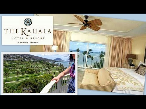 The Kahala Hotel & Resort, Honolulu Hawaii Room Tour