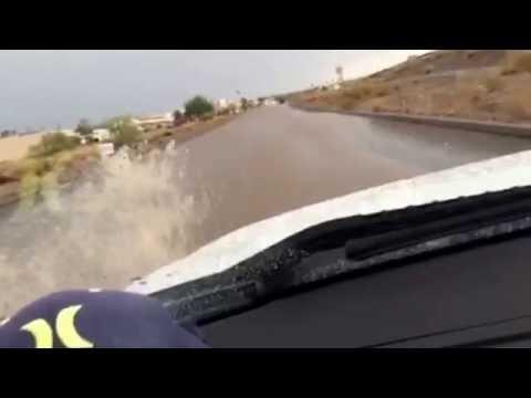Lake Havasu Flash Flood August 2016