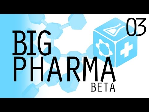 Big Pharma Ep 3 | Doing Things Right (Let's Play Big Pharma)