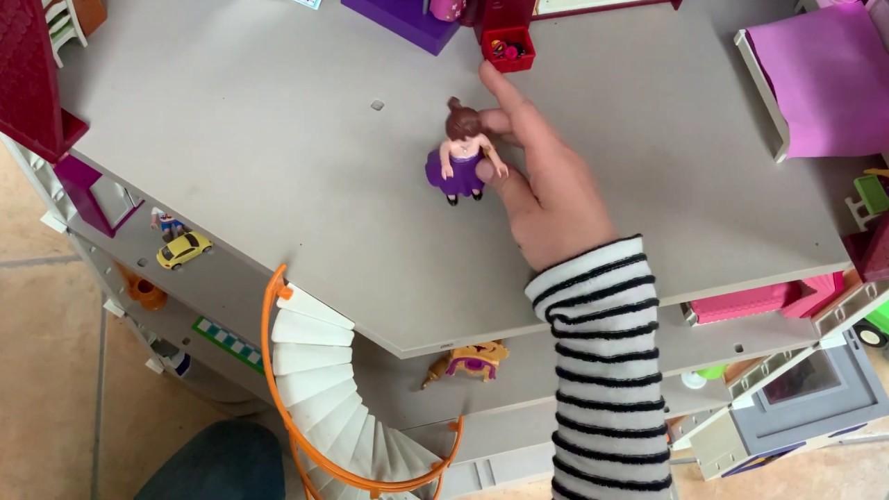 Playmobil Einrichtung Schlafzimmer - YouTube
