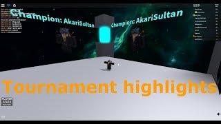 Roblox Critical Strike | Tournament Highlights
