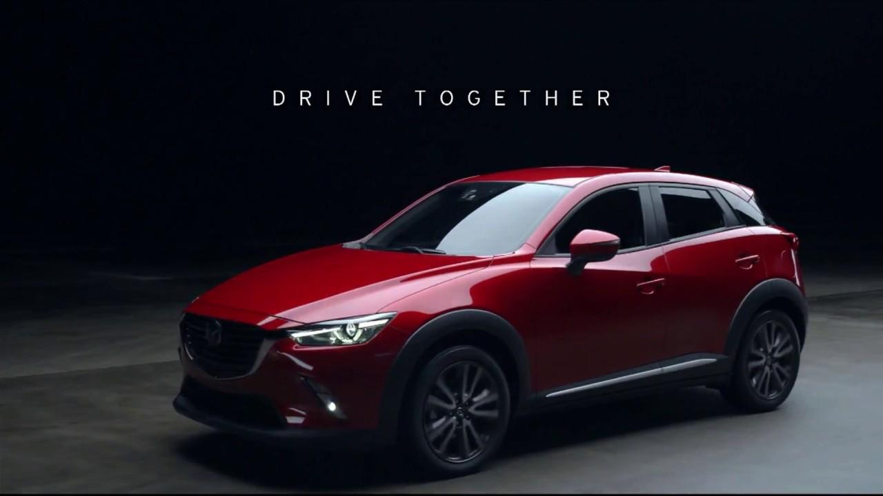 Mazda Cx 3 >> Mazda CX-3 2017 - Drive Together - Anuncio Publicidad ...
