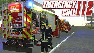Скачать EXTENDED MAP Emergency Call 112 Firefighting Simulation Ep 7 English