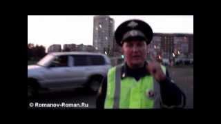 Жесткий запрет сотрудника ГИБДД на видео и фото-съёмку