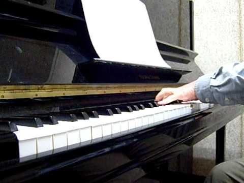 Linda Eder - Gold solo piano