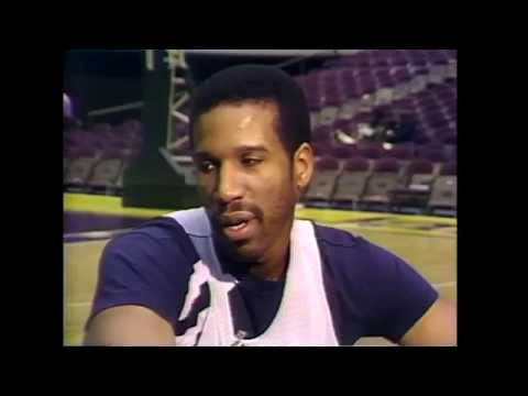 Jim Nantz on Adrian Dantley