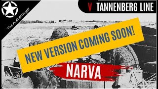 Battle of Narva  1944 - Tannenberg line defence and battle of the Blue hills