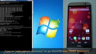 How to Root HTC One M8 Google Play Edition (Full Guide)