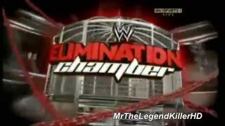 WWE Elimination Chamber 2012 Official Theme Song + Match Card (HQ).