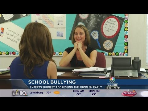 Early signs and what parents need to know to stop school bullying
