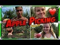 Apple Picking With Summer and Sara | First Time Apple Picking