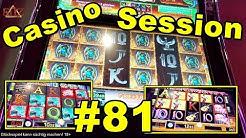 Casino Session #81 - Book of Ra 6 auf hohen Einsätzen & Krims Krams | ENZ Merkur Novoline