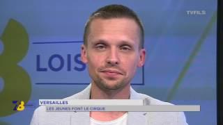 """Chronique juniors – découvrir les arts du cirque avec """"Méli-Mélo"""""""