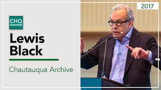 Lewis Black: Comedian, Author and Social Critic