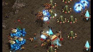 EPIC - Jaedong (Z) v PerfectMan (P) on Aztec 1.1 - StarCraft  - Brood War REMASTERED