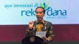car 3iNetworks 3iNusantara hari menabung nasional 31 okt oleh Presiden Jokowi