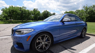 Not a True M Car, but Who Cares? M235i Review