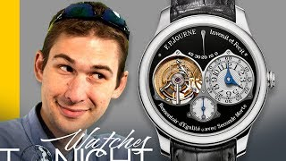 "Rolex & Patek Philippe: The Uncool Kids; Does FP Journe ""Make"" His Watches? AP Royal Oaks To Avoid"