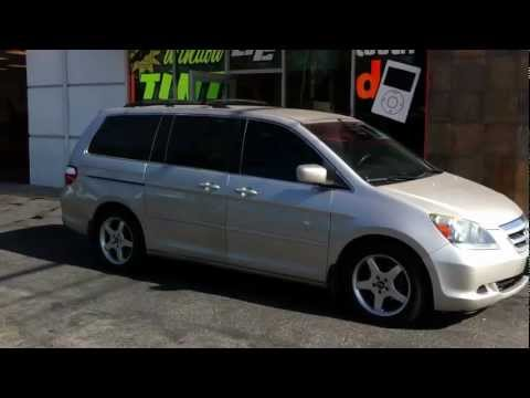 2005 Honda Odyssey Van Pioneer Navigation Back Up Camera AL & ED'S Autosound