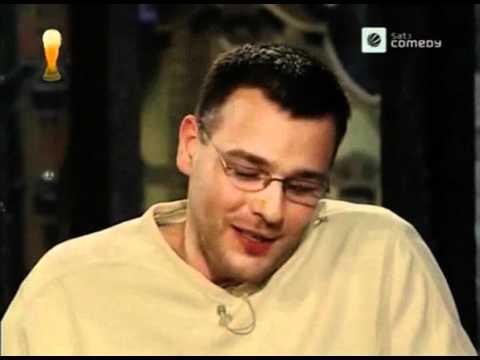 Harald Schmidt Show - Andreas Scholl interview