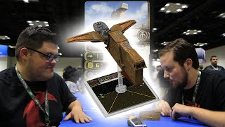 Hound's Tooth Unboxing - Wave 7 - X-Wing - GenCon 2015