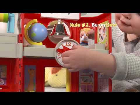 Fisher-Price® Little People® Friendly Schoolhouse