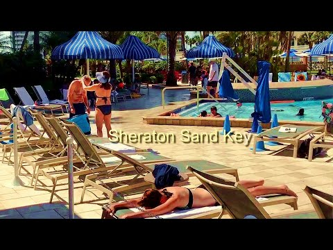 Sheraton Sand Key Resort Review - Clearwater Beach, FL - HD