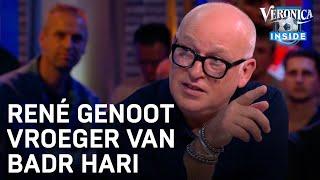 René genoot vroeger van Badr: 'Hele spectaculaire vechter' | VERONICA INSIDE