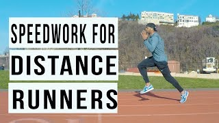 4 HUGE Benefits of Speed Workouts for Distance Runners |  Improve Your Running Speed