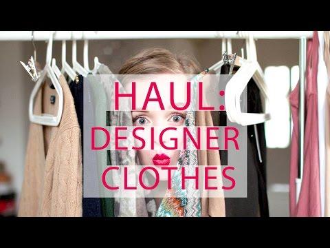 HAUL: DESIGNER CLOTHES. ПОКУПКИ ОДЕЖДЫ. БАЗОВЫЙ ГАРДЕРОБ. Missoni, Stefanel, Ralph Lauren
