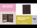 Best Wallets By Bacci Our Favorites Men's Wallets