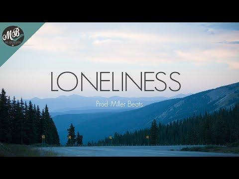 Emotional Piano Cello Hip Hop Rap Beat Instrumental 2018 | Loneliness (Prod. Miller)