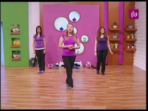 الرياضة - تمارين لحرق الدهون