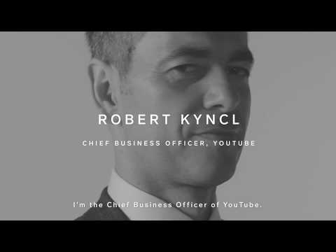 Brioni | Legendary Minds - Robert Kyncl