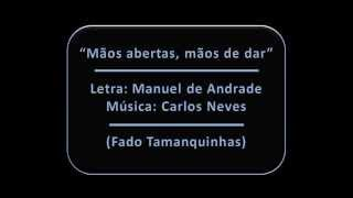 José Freire - Minhas mãos, são mãos de dar