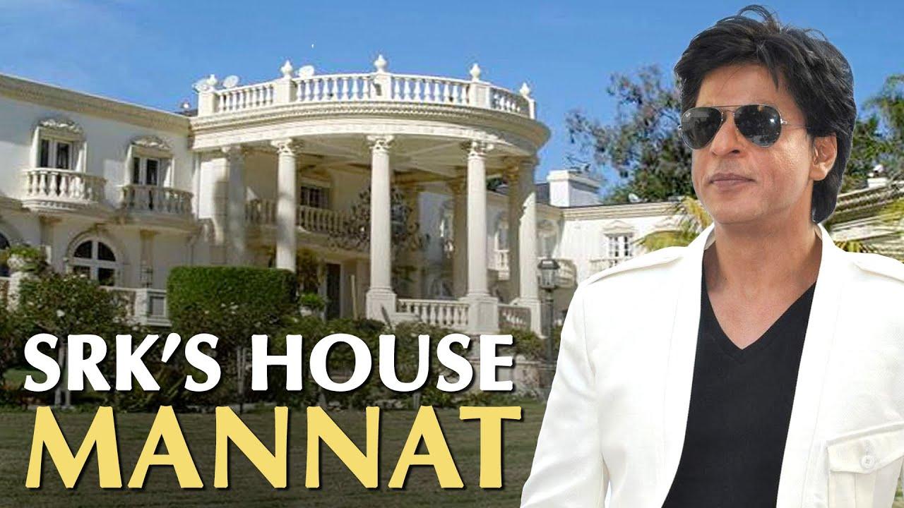Shahrukh Khan 39 S House Mannat Celebrity Hotspots In