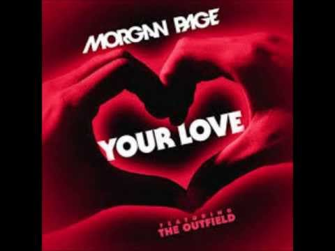 Morgan Page feat The Outfield - Your Love (Extended Mix)