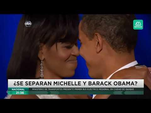 ¿Se separan Michelle y Barack Obama?