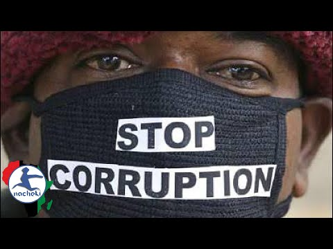 10 Most Corrupt African Countries  - Transparency International