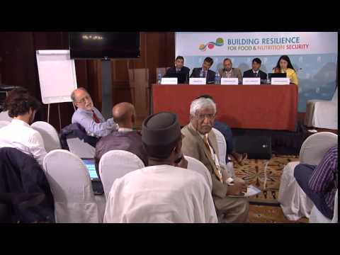 9D - Discussion Session (4) - Nutrition Insecurity and Weather Shocks in South Asia